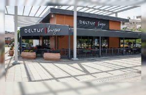 İBB iştiraki BELTUR restoran açtı: BELTUR Burger