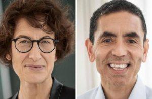 BioNTech'ten MS ve kanser aşısı için tarih