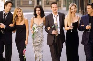 'Friends' dizisi oyuncusu kansere yakalandı