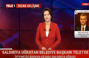 Saldırıya uğrayan İYİ Partili başkan: Öldürmeye yönelikti