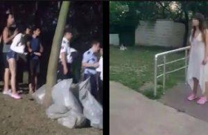 Maçka Parkı'nda kadınların kıyafetlerine karışan görevli beraat etti