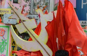 Sosyalizm evleniyor: Düğüne Komünizm, Leninizm ve Marksizm davetli
