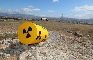 İzmir'in 'Çernobili'ndeki radyasyon, normal değerin 7 bin katı!