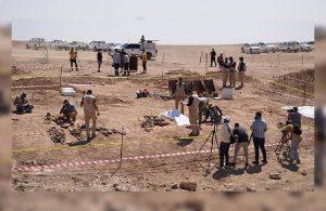 Musul'da IŞİD'in katlettiği 500 kişilik toplu mezar bulundu