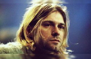 Kurt Cobain'in kendisini resmettiği çizim 281 bin dolara satıldı