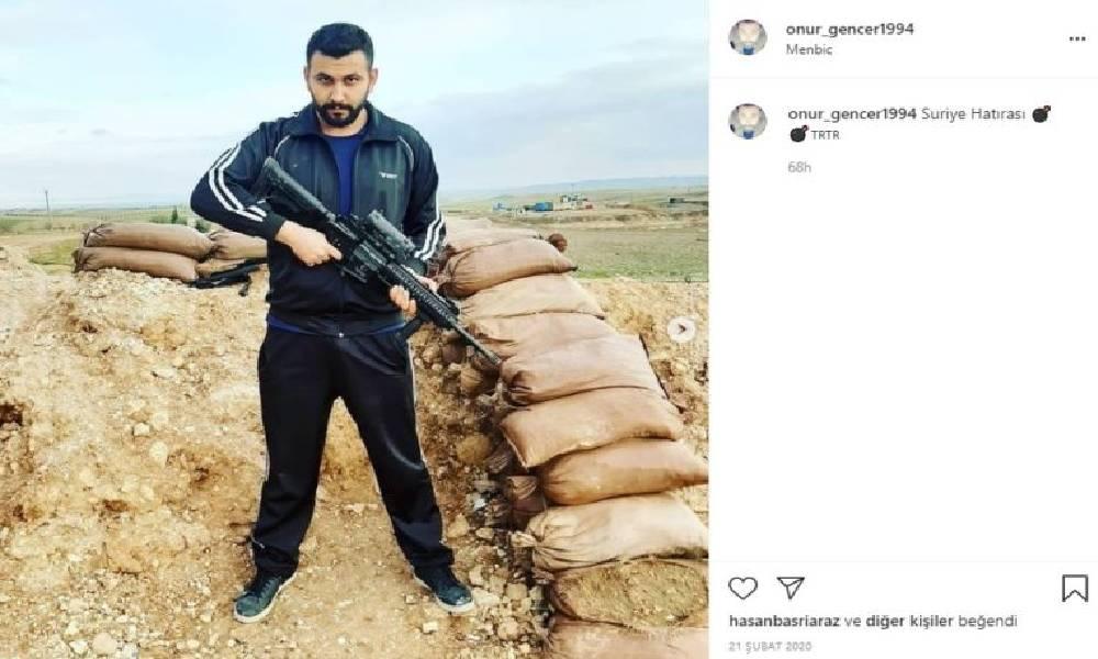 HDP'ye saldıran katil Suriye'de 'görev'e gitmiş