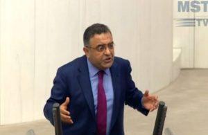 CHP'li Tanrıkulu'ndan AKP sıralarına: Derin devlete teslim oldunuz
