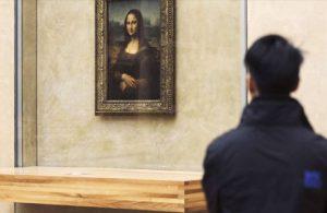 Mona Lisa'nın kopya tablosu 3.4 milyon dolara satıldı