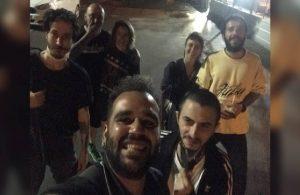 Müzik yasağını protesto eden sanatçı Ağaçkakan ve 6 kişiye gözaltı