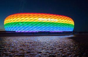 LGBTİ+larla dayanışmayı reddeden UEFA'ya Almanya'dan rest