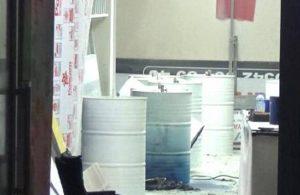 Silivri'de iş yerinde patlama: Bir işçi hayatını kaybetti