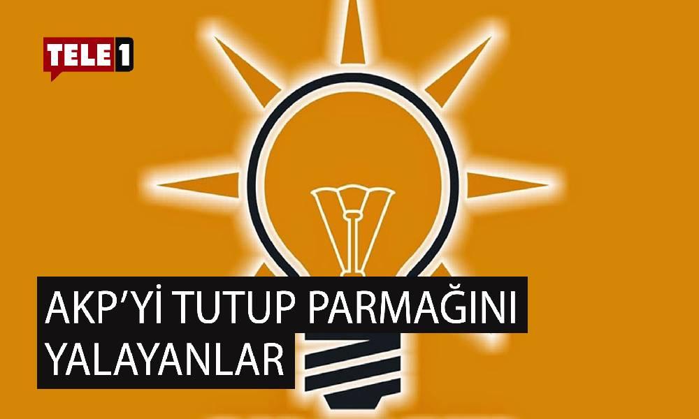 İsim isim birden fazla maaş alan AKP'lilerin listesi