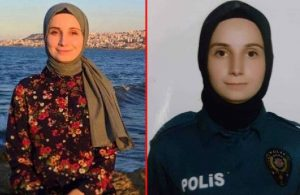 Kadın polisin şüpheli ölümü