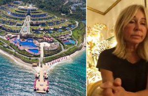 Paramount Otel'in ilk sahibinin kızı: Cihan Ekşioğlu otelimize devletin tankıyla girdi