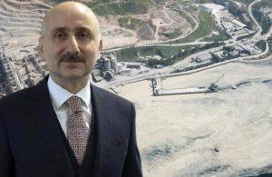 Bakan Karaismailoğlu'na göre Kanal İstanbul müsilajı 'temizlermiş'