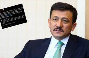 CHP, AKP'li Hamza Dağ'a teşekkür etti