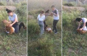 Şüpheli şekilde hayatını kaybeden Elif Çakal'ın dövüldüğü görüntüler ortaya çıktı