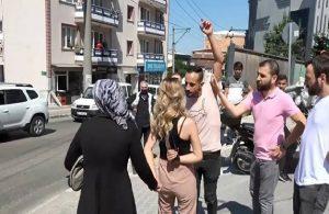 Kadına yönelik bıçaklı saldırıyı gazeteciler engelledi: 7 kez şikayet ettim