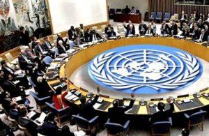İki ülkenin Birleşmiş Milletler'de oy kullanma hakkı askıya alındı