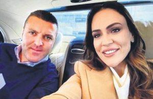 'Spiker Buket Aydın ile Emir Sarıgül bugün evleniyor'