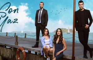 Son Yaz'da sezon finali: 2 isim diziye veda edecek