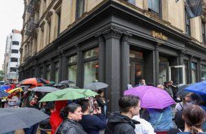 Harry Potter mağazası New York'ta açıldı