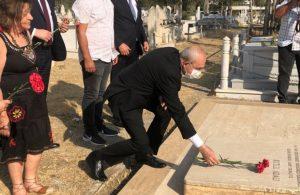 Kılıçdaroğlu: Kutlu Adalı'ya mezarının başında söz verdim