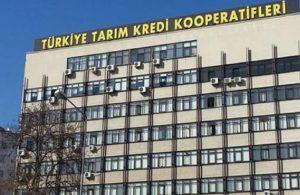 Tarım Kredi Kooperatifleri AKP'nin üssü gibi
