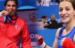 Boksta Buse Naz Çakıroğlu ve Busenaz Sürmeneli finalde