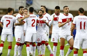 Türkiye-İtalya maçında ilk 11'ler belli oldu