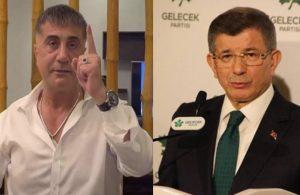 Davutoğlu'nun sözleri üzerine Sedat Peker'den açıklama