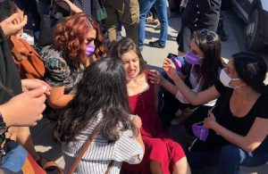 İstanbul Sözleşmesi protestosuna müdahale: Çok sayıda gözaltı