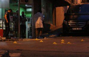 Çocuğunu parka götüren baba, sokaktaki silahlı kavgada öldü