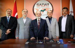 AKP ve MHP, SADAT'ın araştırılmasını reddetti