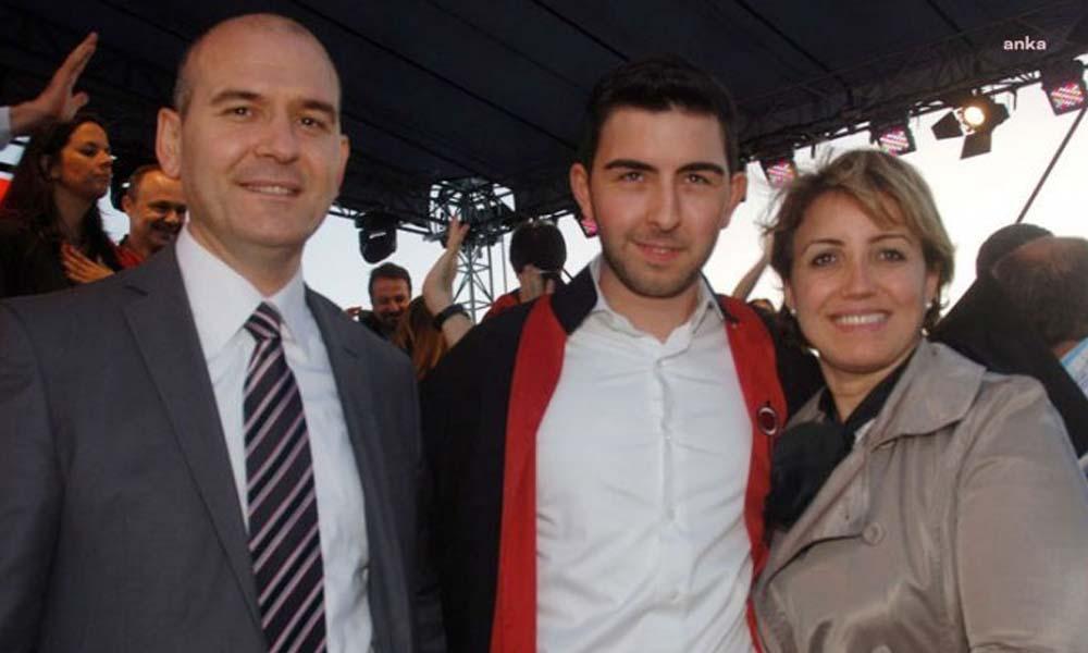 Süleyman Soylu ve oğlu yeni bir şirket daha kurmuş