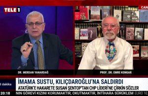 Merdan Yanardağ: Mustafa Kemal'e önünüzde 'kafir' dediklerinde…