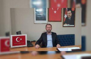 AKP'de bir isim daha istifasını açıkladı