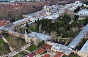 'Topkapı'dan Çamlıca'ya padişahlara ait eserler nakledilecek'