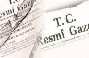 Marmara Denizi ile ilgili genelge Resmi Gazete'de