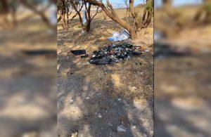 Bodrumlu yurttaş İsa'nın Çatal Adası'ndan çöp isyanı