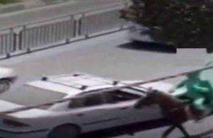 'Mehdiyim' dedi, elindeki kılıçla İran sokaklarını birbirine kattı