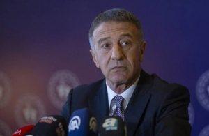Ahmet Ağaoğlu: Kesinleşmiş bir şike var