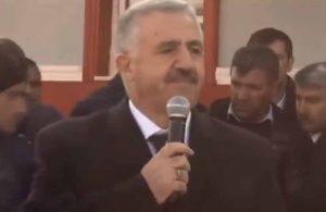 AKP'li vekil Ahmet Arslan, Sezgin Baran Korkmaz'a övgüler diziyor!