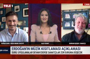 Burhan Şeşen'den Erdoğan'a güldüren 'Olacak O Kadar' yanıtı