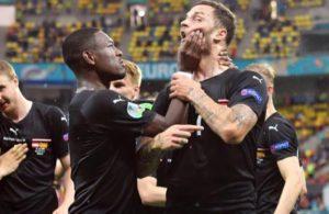 Irkçı küfürler eden Avusturyalı futbolcuya soruşturma açıldı