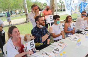Bodrum can dostları için festival düzenledi: 'Pati Fest'