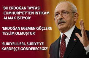 Kılıçdaroğlu'ndan 'provokasyonlara hazır olun' uyarısı