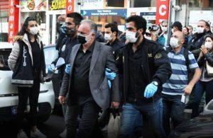 Kobani Davası: Ayhan Bilgen ve 3 isim için tahliye kararı