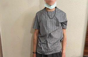 7 ayrı suçtan aranan 15 yaşındaki çocuk hırsızlık yaparken yakalandı