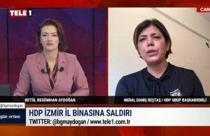 HDP Grup Başkanvekili Beştaş: Deniz'in açılması, HDP'ye yönelik kapatma davası…